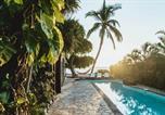 Location vacances  Réunion - La Villa des Sables du Lagon-2