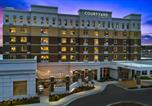 Hôtel Morrisville - Courtyard by Marriott Raleigh Cary/Parkside Town Commons-1