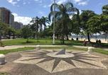 Location vacances Santos - Frente à praia-1