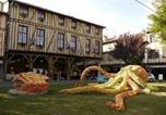 Hôtel Campagne-sur-Aude - La Maison Blanche Chambres D'hôtes - B & B Quillan-3