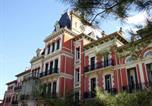 Hôtel Pia - Château Du Parc Ducup-1
