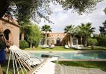 Location vacances Aït Ourir - Villa Akhdar 5 en exclusivité avec piscine privée à la campagne-2
