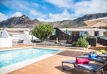 Location vacances Caleta de Famara - Villa Marquesa - Private pool-1