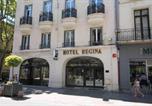Hôtel Avignon - Régina Boutique Hotel-3