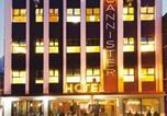 Hôtel Johannesburg - Bannister Hotel-1