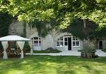 Hôtel Saint-Ouen-les-Vignes - Chambres d'Hôtes Le Clos de L'Hermitage-4