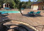 Location vacances Sauve - Spa Les Jardins De Chiron-3