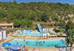 Camping avec Site nature Pierrelongue - Camping le Pilat-2