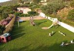 Camping avec WIFI Serra-di-Fiumorbo - Résidence les Hauts de l'Avena-4