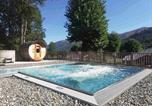 Camping  Acceptant les animaux Hautes-Pyrénées - Wellness Sport Camping Loudenvielle-3
