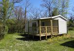 Camping avec Piscine couverte / chauffée Lalizolle - Camping de la Croix Saint Martin-4