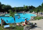 Camping avec Piscine couverte / chauffée Lorraine - Camping Club Lac de Bouzey-2
