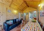 Location vacances Osorno - Acogedora Cabaña Cerca del Lago Ranco &quote;Pino&quote;-1