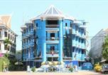 Hôtel Sihanoukville - Crystal Hotel