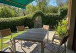 Location vacances  Ville métropolitaine de Gênes - Appartamento con giardino a 500 mt dal mare!-1