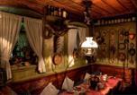 Location vacances Rothenburg ob der Tauber - Altfraenkische Weinstube-3