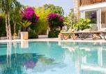 Location vacances Andrano - Luxury Villa Flora-1