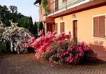 Location vacances Fontaneto d'Agogna - Cascina in Alto Piemonte / Piedmont countryhouse-1