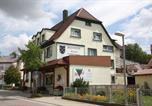 Hôtel Ettlingen - Gasthaus Fünf Schneeballen-1