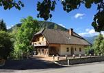 Location vacances Bohinj - Apartment Markič-2
