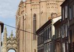 Location vacances Trébas - Le Logis de la Cathédrale-4