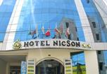 Hôtel Arica - Hotel Nicson-1