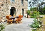 House with 3 bedrooms in Ploubazlanec with furnished garden and Wifi 2 km from the beach