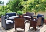 Location vacances Amboise - Four-Bedroom Holiday Home in Nazelles Negron-4