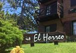 Hôtel Villa Gesell - El Horreo Apart-2