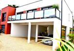 Location vacances Trégomeur - Villa neuve sur pilotis vue mer à 30m de la plage-2