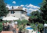 Location vacances Borgo San Lorenzo - Madonna della Febbre Villa Sleeps 15 with Pool-1