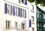 Hôtel Biarritz - Hôtel Le Saphir-1