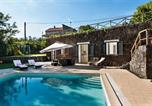 Location vacances Santa Maria di Licodia - Villa Milia Villa Sleeps 4 Pool Air Con Wifi-4