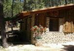 Location vacances Bienservida - Cabaña en plena naturaleza Parque Natural Río mundo-1