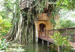 Location vacances Cahuita - Topos Tree House-3