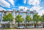 Hôtel Biergarten - Leonardo Hotel Muenchen City West