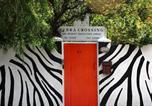 Hôtel Afrique du Sud - Zebra Crossing Backpacker-1