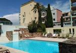 Location vacances Antibes - Appartement Les Pins-3