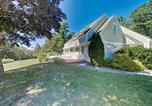 Location vacances Wiscasset - Spacious Lakefront Home with Private Dock home-2