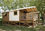 Camping avec Piscine couverte / chauffée Maine-et-Loire - Flower Camping du Port Caroline-3