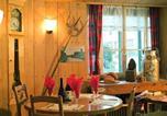 Hôtel Les Combes - Hotel Restaurant Robichon-4