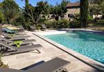 Location vacances Faucon - Le Mas du Bosquet-1