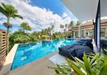 Location vacances Mae Nam - Dhevatara Residence Sea View Villas-2