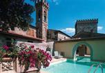 Location vacances Rignano sull'Arno - San Donato in Collina Villa Sleeps 12 Pool Wifi-1