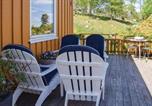 Location vacances Holmestrand - Three-Bedroom Holiday Home in Satre-4