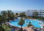 Hôtel Mojácar - Hotel Best Oasis Tropical-1