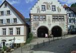 Hôtel Schramberg - Hotel-Gasthof Zum Weyssen Rössle-2