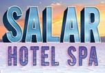 Hôtel La Paz - Hotel salar spa-1