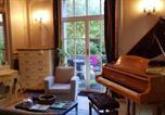 Hôtel Waterloo - Les Grands Arbres-2
