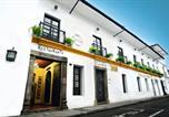Hôtel Popayán - Hotel Camino Real Popayán Colombia